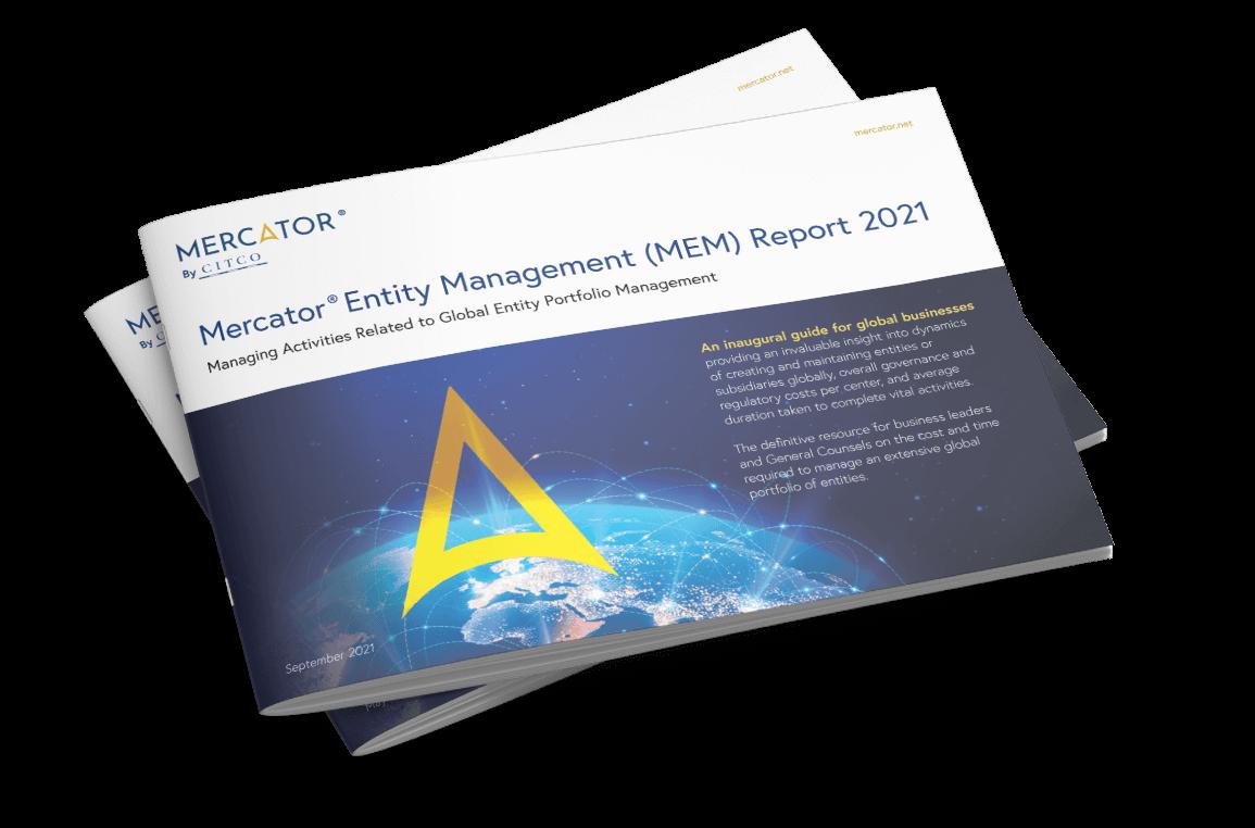 MEM Report 2021 cover
